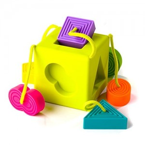 Sorter Kostka OombeeCube, Fat Brain Toy