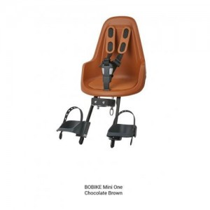 Fotelik row. Bobike ONE mini chocolate brown