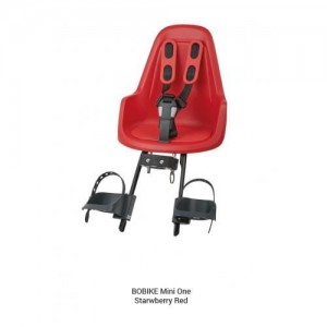 Fotelik row. Bobike ONE mini strawberry red